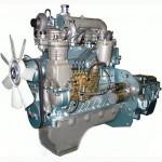 Двигатели Д245.12С-231М, ЗиЛ-130 и ЗиЛ-131