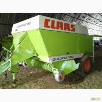 Пресс-подборщик CLAAS Quadrant 1150