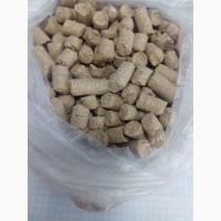 Отруби гранулированные и пушистые (распушные) в ассортименте
