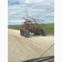 Обработка полей и сельхоз культур