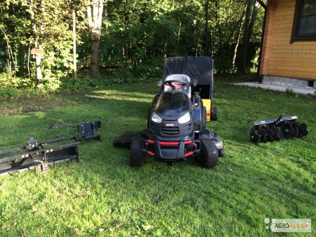 Купить садовый трактор (минитрактор), мини трактор.