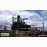 Строительство ЗАВ/КЗС, склады, коровники