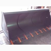 Ковш усиленный строительный для телескопических погрузчиков