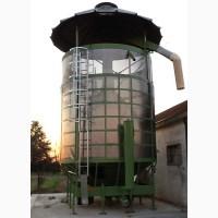Зерносушилки Agrimec (Италия)