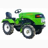 Мини-трактор КАТМАН XD 65.4JD, 4x4(без кабины) Беларусь, 4x4WD, KUBOTA на 65 л.с