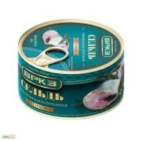 Продаю консервы рыбные в ассортименте от производителя