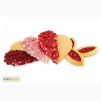 Сублимированные (сушёные) фруктовые, ягодные кранчи, криспи