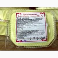 Масло Крестьянское 72.5% ( Сорт Высший)