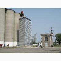 Зерносушилка поточная шахтного типа Strahl (Италия) 5000FR