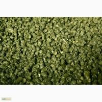 Травяная мука гранулированная из крапивы
