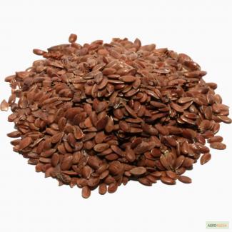 Семя льна для производства хлебцев