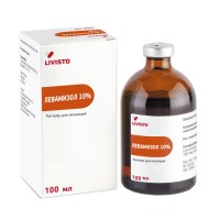 Левамизол 10%, 100 мл