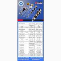 Форсунки для спецтехники CAT-форсунки для двигатель Caterpillar c15