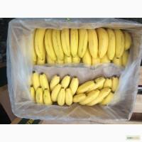 Бананы с незначительными механическими повреждениями