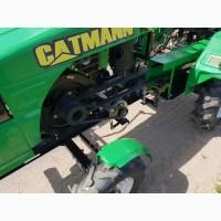 Мини-трактор CATMANN XD 65.4JD, 4x4(без кабины), KUBOTA на 65 л.с