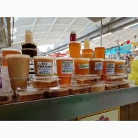 Продам мед и прочую продукцию пчеловодства