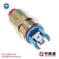 Клапан обратки тнвд FOTON 7185-900G(24V) Клапан электромагнитный 24v