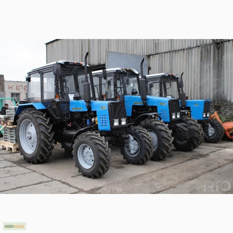 Купить Трактор МТЗ-82.1 23-12 Балочный