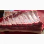 Продам деревенскую фермерскую свинину в полутушах