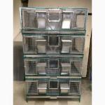 Клетка для кроликов откормочная