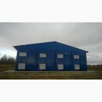 Овощехранилище контейнерного типа на 100 тонн