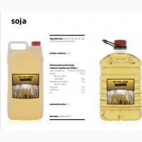 Соевое масло ACEITE DE SOJA Испания
