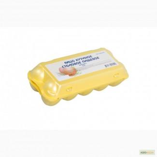 Яйцо куриное 2 категории (Потребительская упаковка 10 шт.)