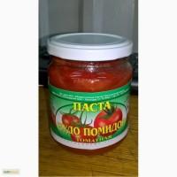 Томатная паста Чудо помидор