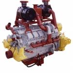 Мотор-комплект для техники Komatsu на базе двигателя ЯМЗ