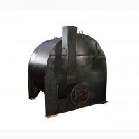 Углевыжигательная Чудо-печка утилизатор тбо
