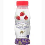 Верблюжье молоко вкус клубники