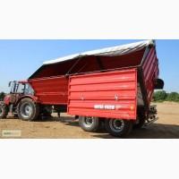 Сельскохозяйственные прицепы 1, 5-18 тонн