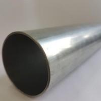 Труба кормораздачи (кормления) оцинкованная d 60мм