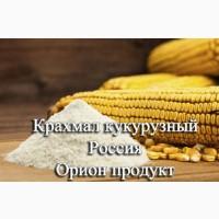 Крахмал нативный кукурузный ГОСТ Россия