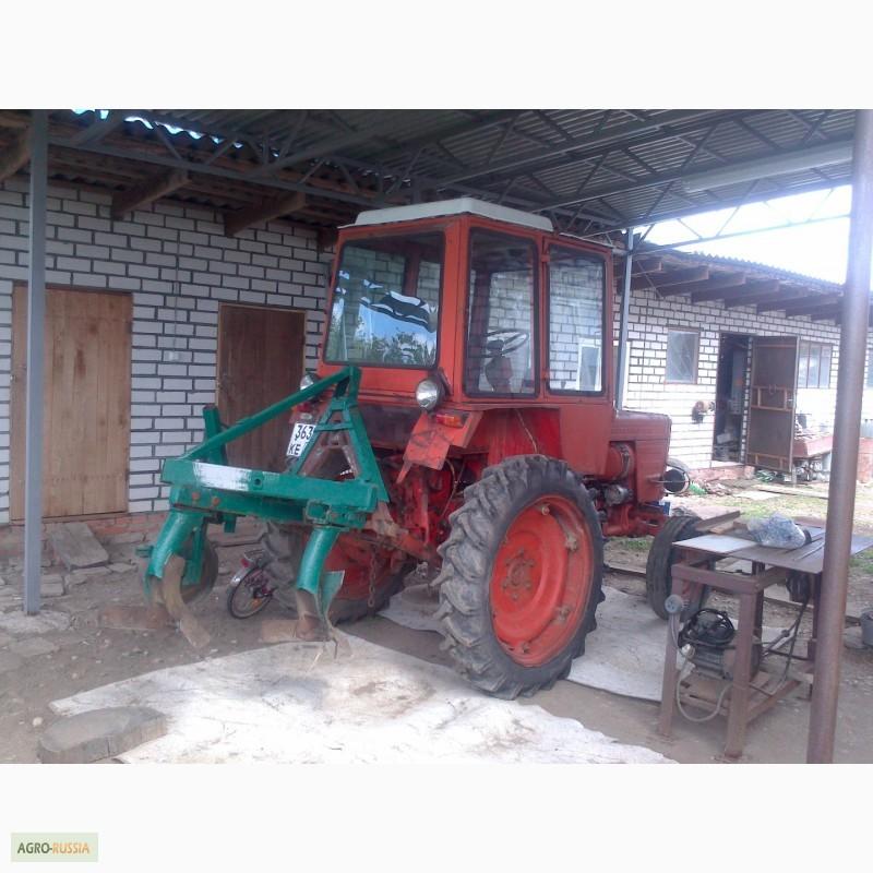 Тракторы в Краснодарском крае – цены, фото, отзывы, купить.