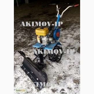 Снеговой отвал мотоблока Каскад-Нева СОМ-1, 0Н