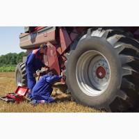 Профессиональный ремонт тракторов СASE (Кейс)
