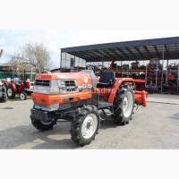 Японский мини трактор KUBOTA GL25D