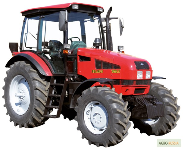 Трактор МТЗ 1523: технические характеристики.