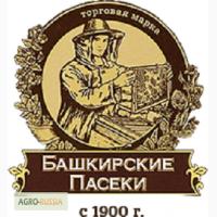 Башкирский мед компании «Башкирские пасеки»