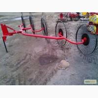 Грабли-ворошилки 5 колесные Турция (Verotools), захват 3.3 м