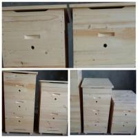 Ульи для пчел с адресной доставкой заказчику. Не корм пчелу кормит - а хозяйский глаз