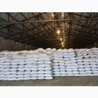 Услуги по подработке, хранению, затариванию зерна