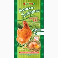 Минеральная кормовая добавка для сохранения яйценоскости в осенне-зимний период