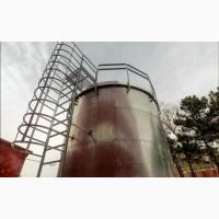 Сборные резервуары и емкости из оцинкованной стали