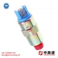 Электромагнитный Клапан прекращения подачи топлива 7167-620A электроКлапан тнвд