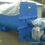 Оборудование для приготовления субстрата грибов вешенка, шампи