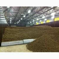 Монтаж и обслуживание вентиляции овощехранилища, картофелехранилища