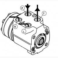Комплект замены МТЗ-80 с ГУР на насос-дозатор