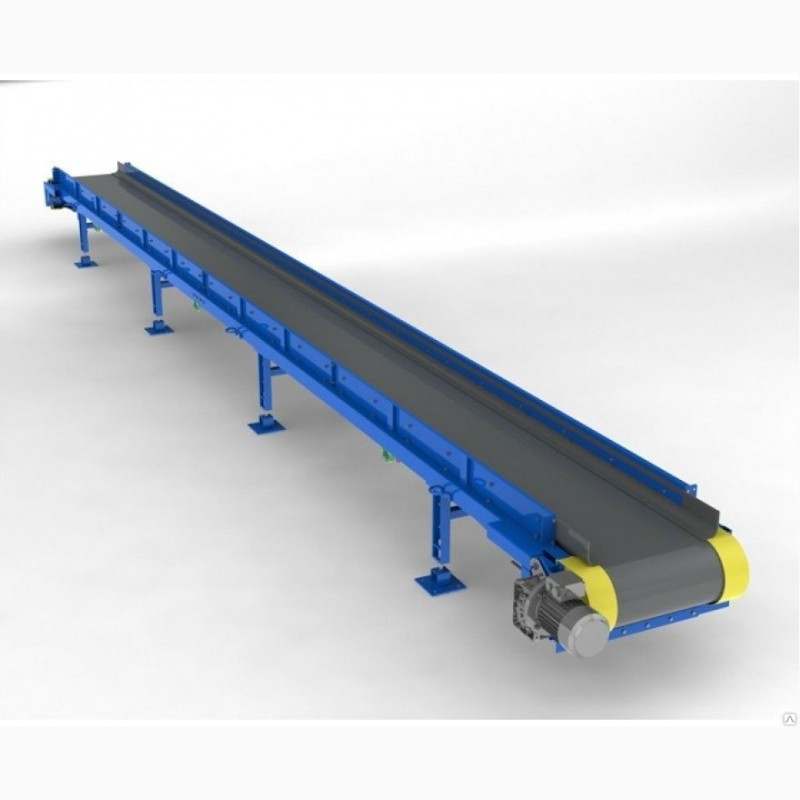 Транспортеры конвейерные купить 1 транспортер равномерно поднимает груз массой 190кг на высоту 9м за 50с